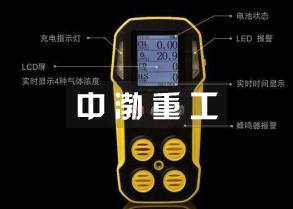 四合一气体检测仪(国产)